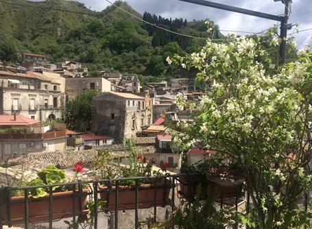 Volontärarbete i södra italien