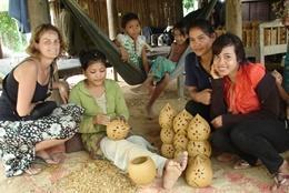 Volontär i Kambodja : Kultur & Samhalle